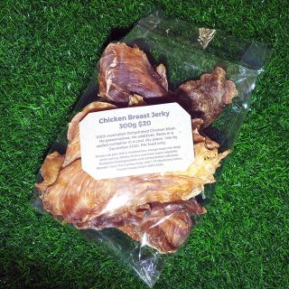 Chicken Breast Jerky 300g No Preservatives