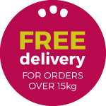 Free delivery for raw dog food orders over 15kg to Gold Coast and Tweed Coast