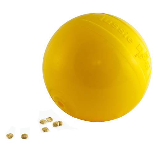 Aussie Dog Tucker Ball - Large - at Raw Health 4 Dogs