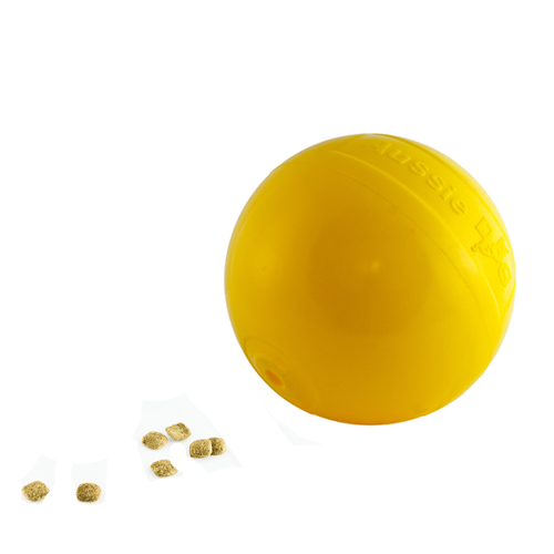 Aussie Dog Tucker Ball - Small - at Raw Health 4 Dogs