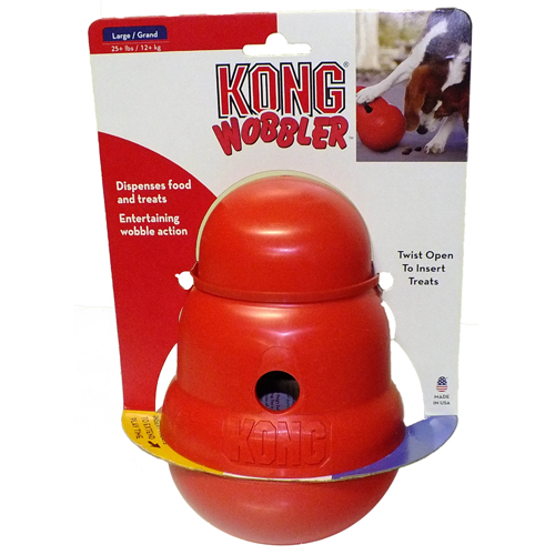KONG Wobbler Large at Raw Health 4 Dogs
