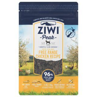 Ziwipeak Air Dried Dog Food - Chicken 1kg