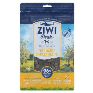 Ziwipeak Air Dried Dog Food - Chicken 454g