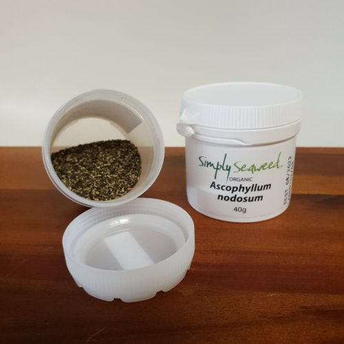 Simply Seaweed 40g for dogs and cats dental health