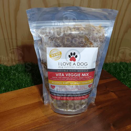 Product photo of I Love A Dog Veggie Mix