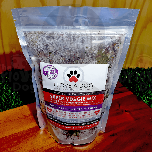 Product photo of I Love A Dog