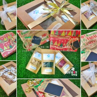 Photo of Pluto & Ally Treatery gift boxes