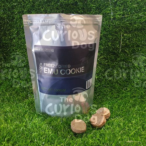 Product photo of freeze dried treats