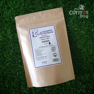 Product photo of The Complete Meal Freeze Dried Food for Cats - Packaging