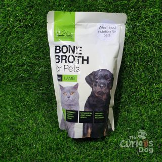 Photo of Lamb Bone Broth for Dogs & Cats